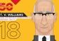 50 บุคคลสำคัญที่ร่วมสร้างสโมสรลิเวอร์พูล: ทีวี วิลเลียมส์ (วิดีโอ)