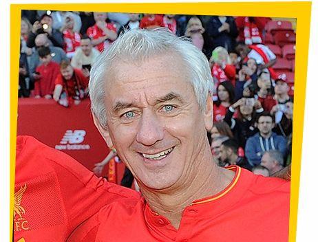 Ian Rush - LFC Legend & Soccer Schools Ambassador