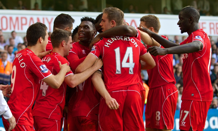 Who Was The Reds Star Man In August Liverpool Fc