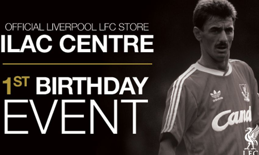 Rush To Visit Dublin Store On Tuesday Liverpool Fc