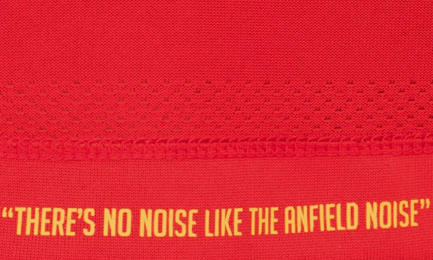 Behind The Scenes As Reds React To New Home Strip Liverpool Fc