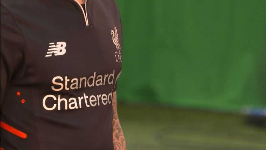Have You Seen Liverpool Fcs New   Away Kit Yet Liverpool Fc