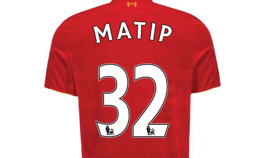 Joel Matip Squad Number Confirmed Liverpool Fc
