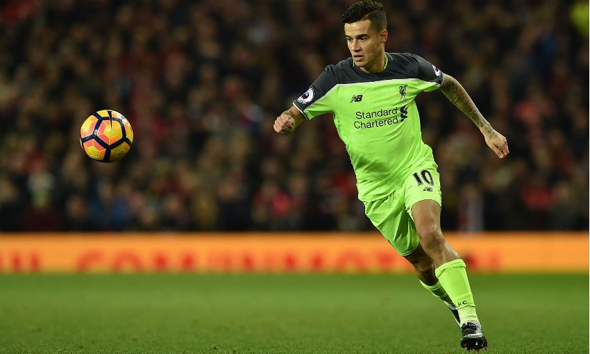 Coutinho We Have Big Objectives This Season Liverpool Fc