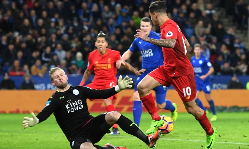 Photo Gallery Reds Suffer Defeat At King Power Stadium Liverpool Fc