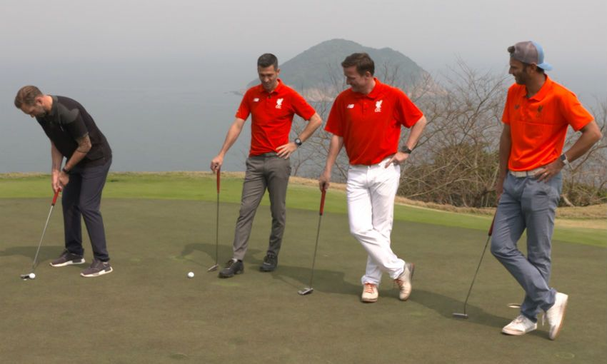 Jason Putts Luis To The Sword On Day One In Hong Kong Liverpool Fc