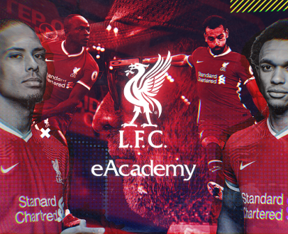 10% off eAcademy and learn to play the Liverpool way!