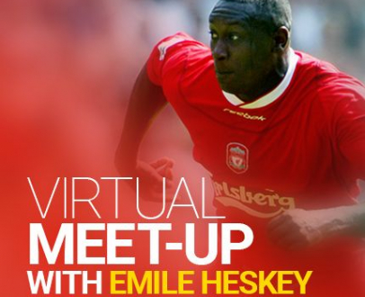 WIN a chance to hang out with Emile Heskey!