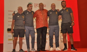Galeri: Kemeriahan LFC World Jakarta di Mal Taman Anggrek