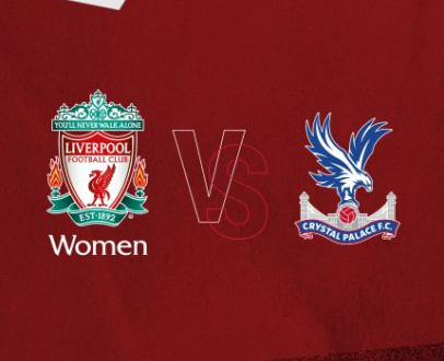 FREE TICKETS to LFC Women v Crystal Palace Women