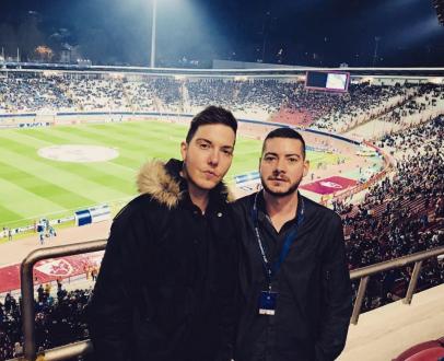 Member enjoys VIP Belgrade Trip!