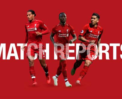 Manchester City Match Report