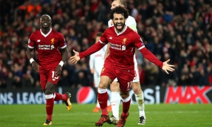Galeri: Liverpool 7-0 Spartak Moskwa