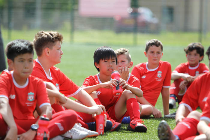 Lfc Residential Camps Liverpool Fc