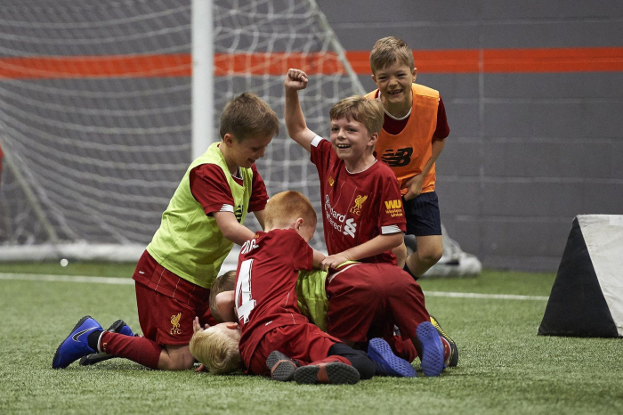 Academy Courses - Liverpool FC