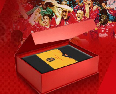 WIN 1 of 10 Limited Edition Treble Anniversary Boxes