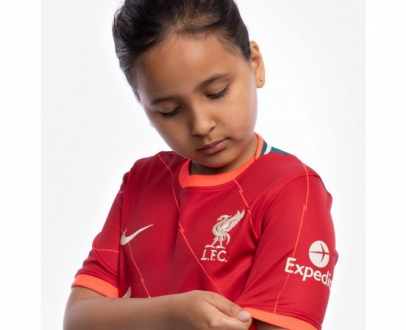 WIN a 2021/22 Junior Nike Home Jersey!