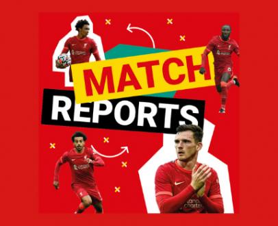 Crystal Palace Match Report