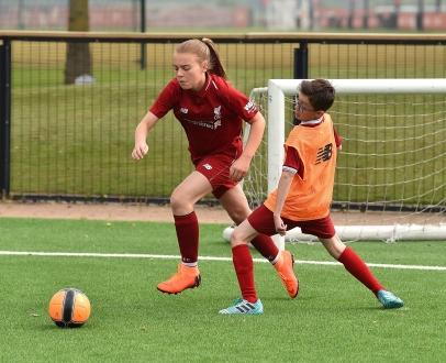 Junior Soccer School