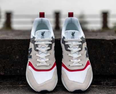 WIN a Pair of Junior LFC x New Balance 997 Trainers