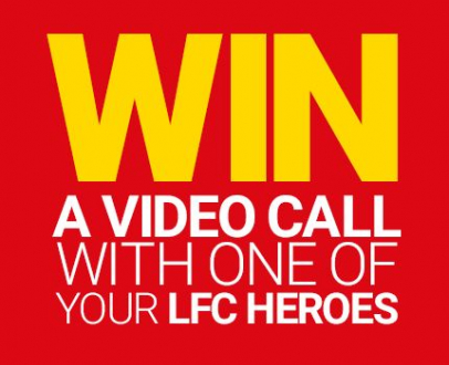WIN a Video Call with a Player!