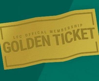 Junior Golden Ticket