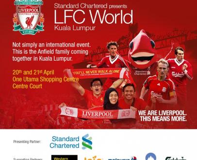 LFC World heads to Malaysia