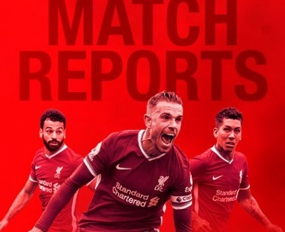 We want to hear your Match Report on Everton!