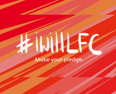 Calling all juniors! Join LFC Foundation with #IWill week!