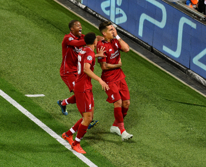 WATCH all LFC's Champions League goals this season!
