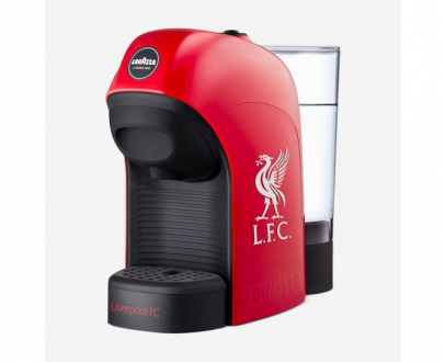 WIN an LFC x Lavazza Coffee Machine!