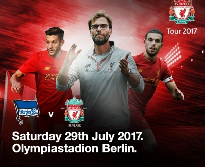 Reds head to Berlin for anniversary game