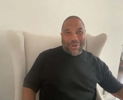 John Barnes recently spent time with LFC Members
