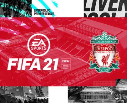 WIN a copy of FIFA 21!