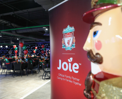 Christmas Party at Anfield delights youngsters!