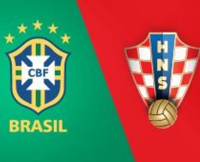 Watch Bobby's Brazil face Dejan's Croatia at Anfield