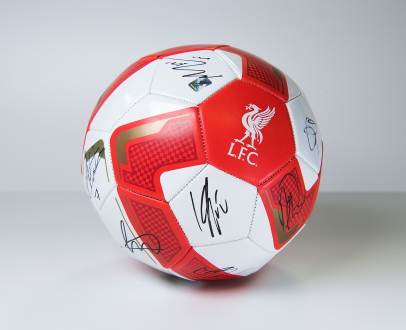 WIN a signed 19/20 football!