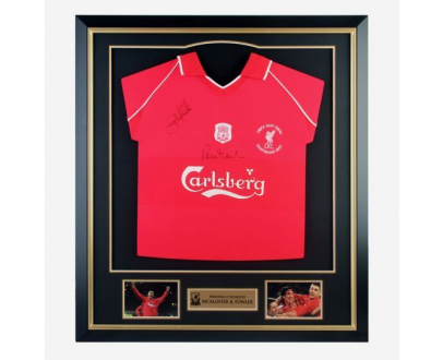 WIN a signed Fowler and McAllister shirt!