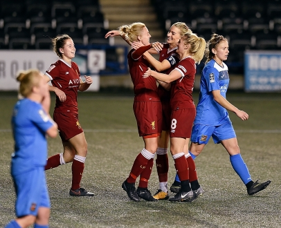 Watch all Liverpool Ladies FC home games for free!