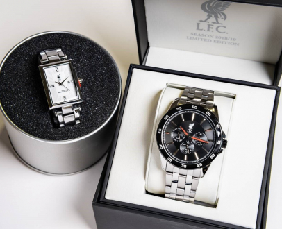 WIN his and hers LFC Watches!