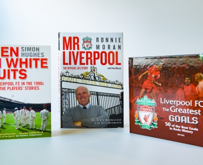 Win a selection of LFC Books!