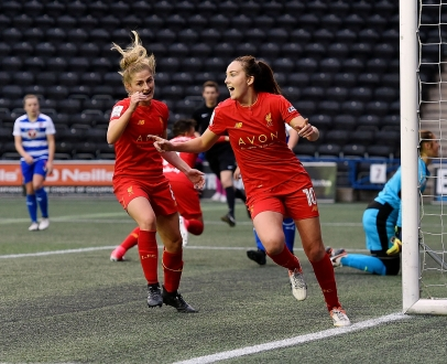 Reds play Manchester City Women in last game of FAWSL Spring Series