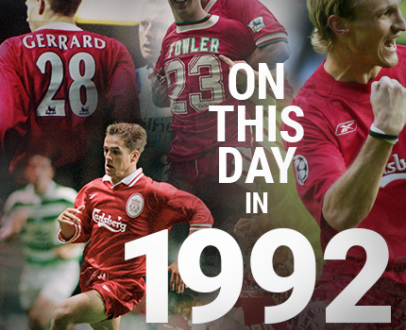 On This Day In....