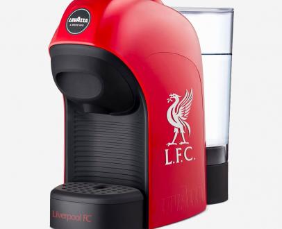 WIN an LFC x Lavazza Coffee Machine