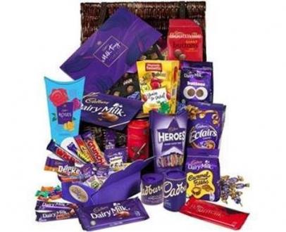 WIN a Cadbury ultimate hamper!