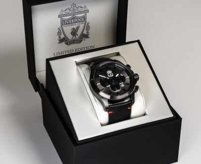 Win a limited-edition Gents LFC Watch!