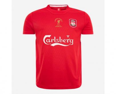 Win an LFC retro shirt of your choice!