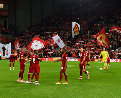 Win Hospitality tickets to Liverpool FC V Fulham at Anfield!