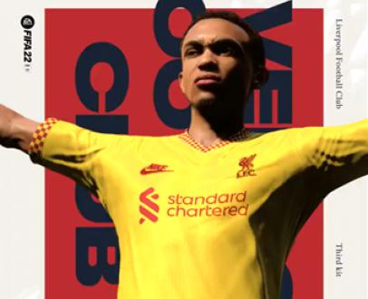 WIN a copy of FIFA 22!