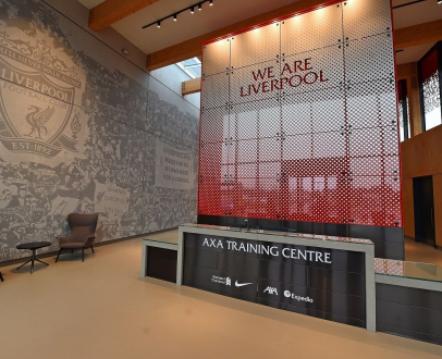 Take a tour of the new AXA Training Centre